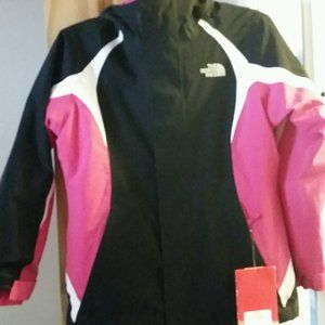 NEW! North Face Jacket Childrens Size 10-12